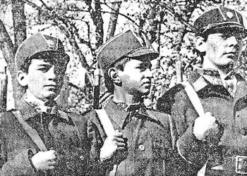 фольклорно-етнографічний ансамбль «Джерельце» Моршинської школи мистецтв