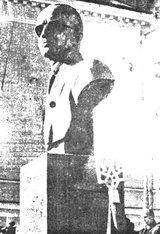пам`ятник Ярославу Стецьку в Стрию