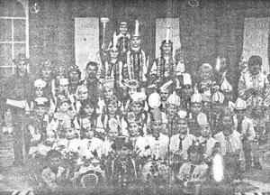 Фольклорно-етнографічний ансамбль Джерельце